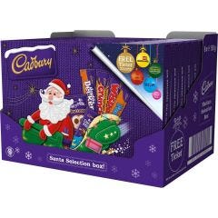Cadbury Selection Box 150g (Box of 8)