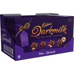 Cadbury Darkmilk Selection Box 340g (Box of 8)