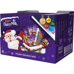 Cadbury Freddo Selection Boxes 135g (Box of 8)