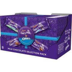 Cadbury Oreo Selection Box 430g (Box of 8)