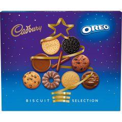 Cadbury Oreo Assortment Biscuits Box 500g