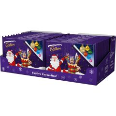 Cadbury Selection Pack  89g (Box of 24)