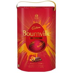 Bournville Orange Dark Chocolate Egg 280g