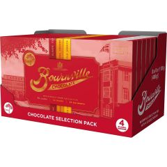 Bournville Chocolate Selection Box 400g (Box of 8)