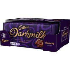 Cadbury Darkmilk Original Bar 85g (Box of 16)