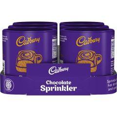 Cadbury Chocolate Sprinkler 125g (Box of 6)