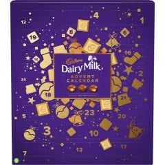 Cadbury Dairy Milk Chunk Advent Calendar 263g