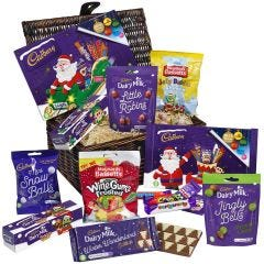 Cadbury Christmas Family Sharing Basket