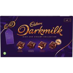 Cadbury Darkmilk Selection Box 340g