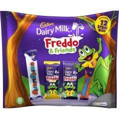 Cadbury Dairy Milk Freddo & Friends Treatsize Bag 191g (Box of 16)