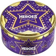 Cadbury Heroes Assortment Tin