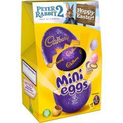 Cadbury Mini Eggs Shell Egg 130g (Box of 9)
