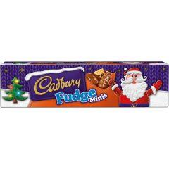 Cadbury Fudge Minis Tube 72g