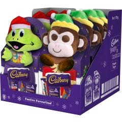 Cadbury Soft Toy Selection Boxes (Box of 8)