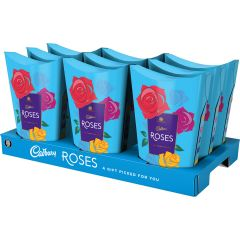 Cadbury Roses 186g (Box of 9)