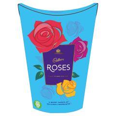 Cadbury Roses Carton 186g
