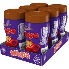 Wispa Hot Chocolate 246g  (Box of 6)