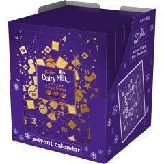 Cadbury Dairy Milk Chunk Advent Calendar 258g (Box of 6)