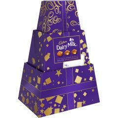 Cadbury Dairy Milk Chunk Secret Santa Large Gift 250g