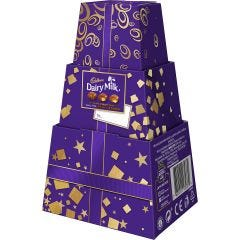 Cadbury Dairy Milk Chunk Secret Santa Small Gift 96g