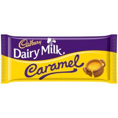 Dairy Milk Caramel Bar 200g