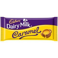 Dairy Milk Caramel Bar 200g (Box of 17)