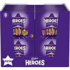 Cadbury Heroes Box 76g (Box of 28)
