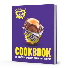 Cadbury Creme Egg Cook Book