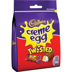 Cadbury Creme Egg Twisted Bag 94g (Box of 10)