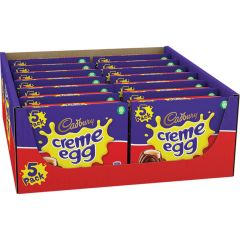Creme Egg 5 Pack 197g (Box of 28)