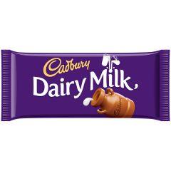 Cadbury Dairy Milk Bar 200g (Box of 17)