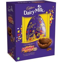 Cadbury Ultimate Crunchie Bits Egg (570g)