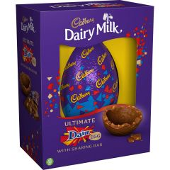 Cadbury Ultimate Daim Egg (570g)