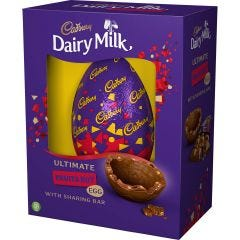Cadbury Ultimate Fruit & Nut Egg (560g)
