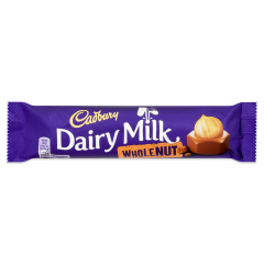 Cadbury Dairy Milk Whole Nut 45g