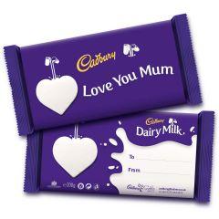 Love You Mum Dairy Milk Bar (200g)