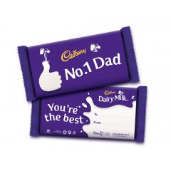 Dairy Milk No.1 Dad Bar (200g)