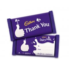 Thank You Dairy Milk Bar (200g)