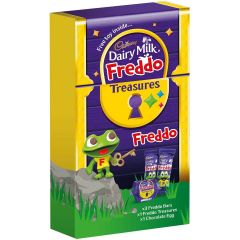 Cadbury Dairy Milk Freddo Treasures Egg 150g (Box of 9)