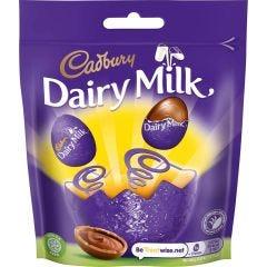 Dairy Milk Mini Eggs Bag 86g