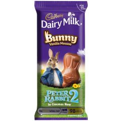 Dairy Milk Vanilla Mousse Bunny 30g (Box of 33)