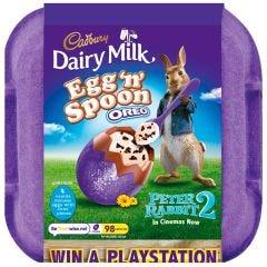 Dairy Milk Egg 'n' Spoon Oreo (Box of 8)