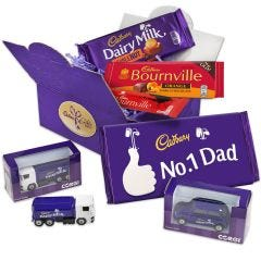 Cadbury Chocolate & Corgi Model Gift