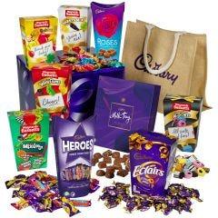 Cadbury Chocolate & Sweets Sharing Hamper- Large