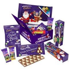 Cadbury Christmas Chocolate Gift