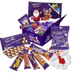 Cadbury Christmas Treasure Box
