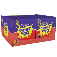 Creme Egg 12PK 475g (Box of 18)