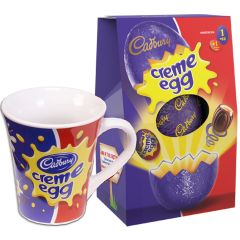 Cadbury Creme Egg Mug Set