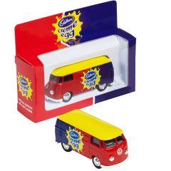 Cadbury Creme Egg VW Van