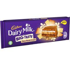 Big Taste Choco Biscuit Crunch Bar